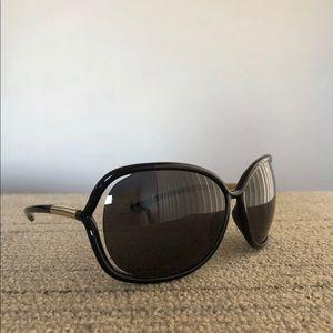6bb7c751e905 Tom Ford TF 76 B5 Raquel Sunglasses
